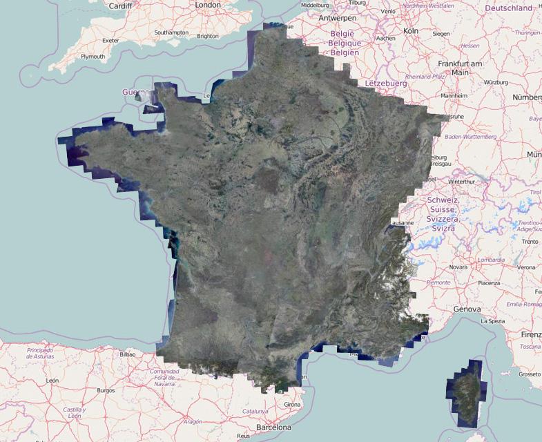 Big data et information géographique