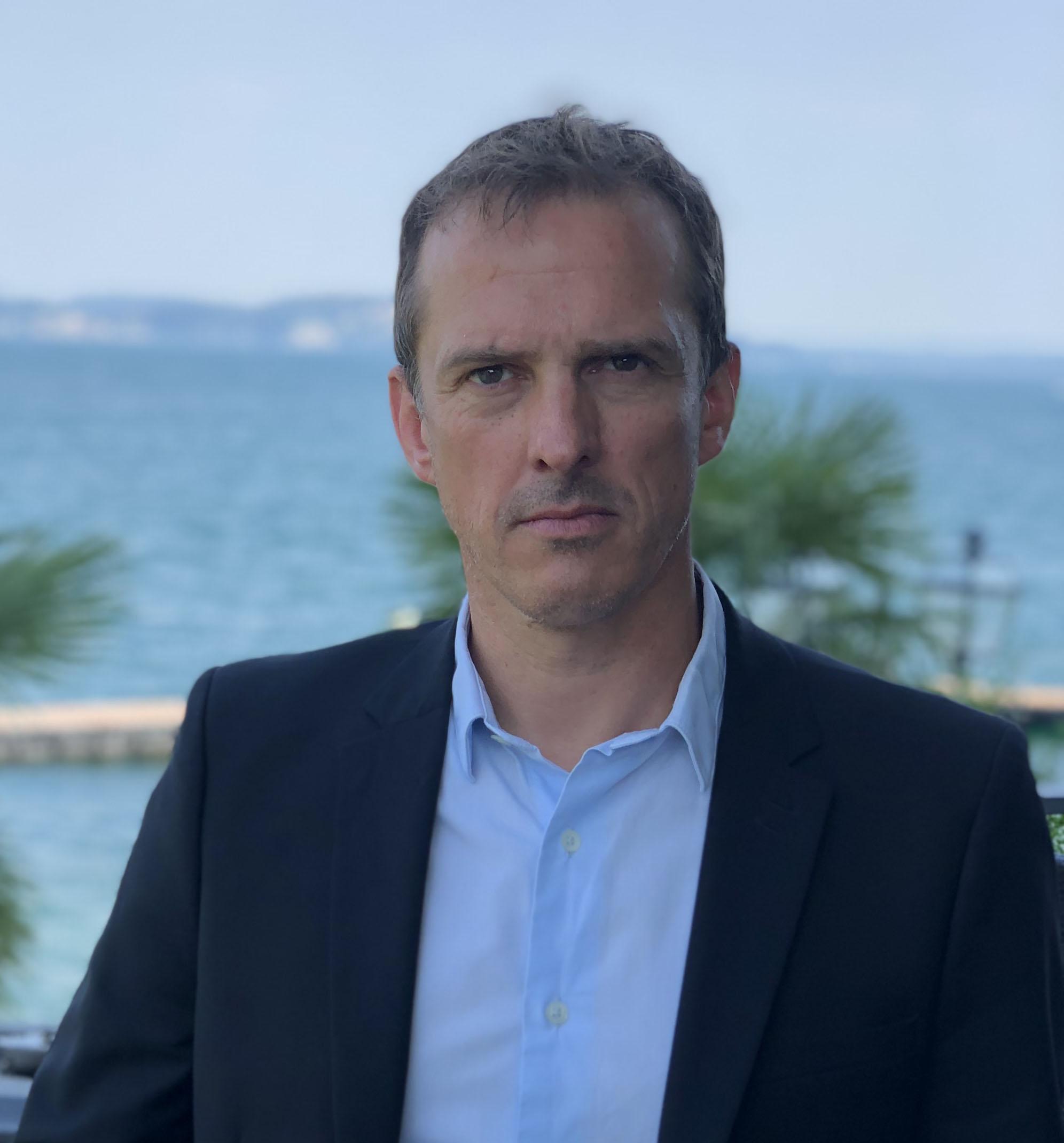 Vincent Heurteaux, dirigeant de Geomatys